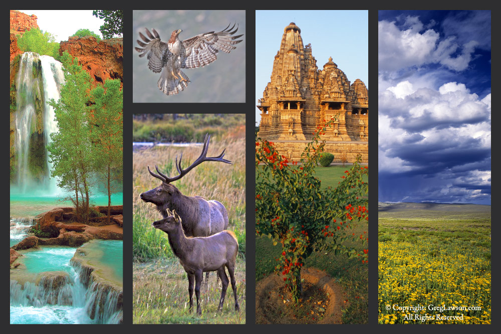 Sedona photography and World photography at Greg Lawson art galleries in Sedona