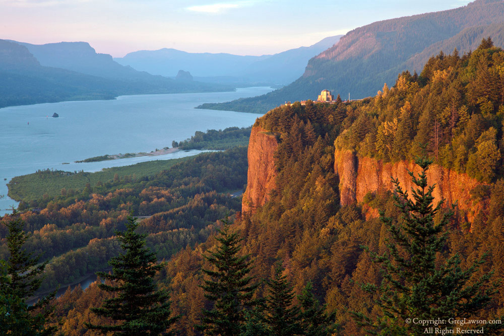 Columbia River Gorge, Greg Lawson photography art gallery