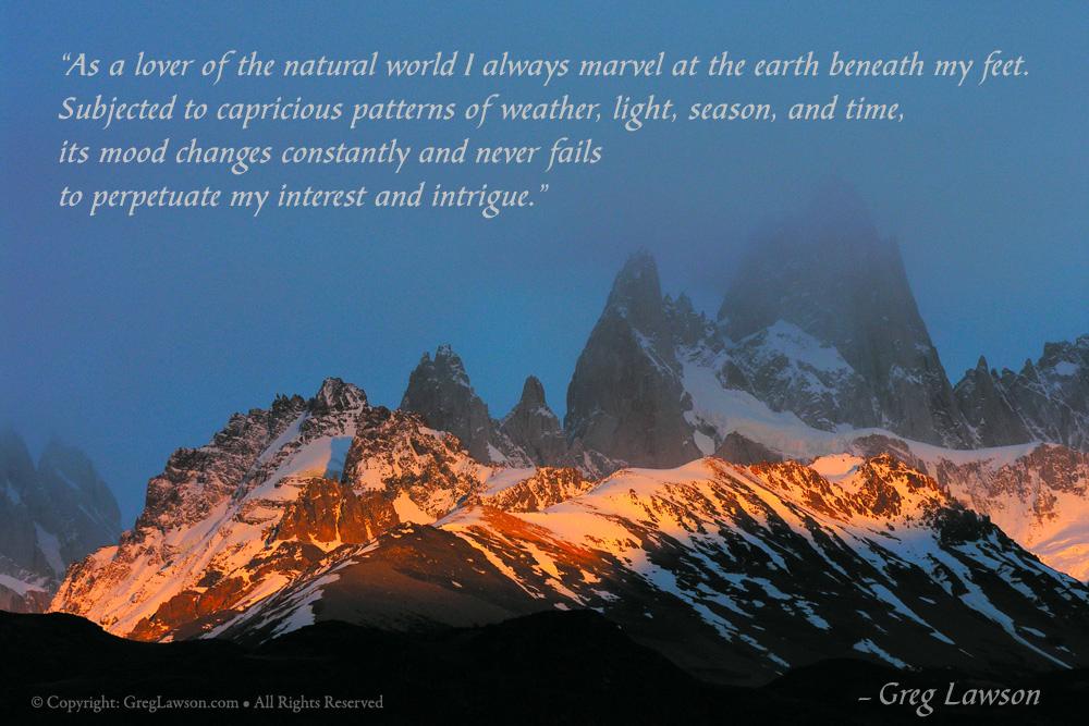 Patagonia Greg Lawson