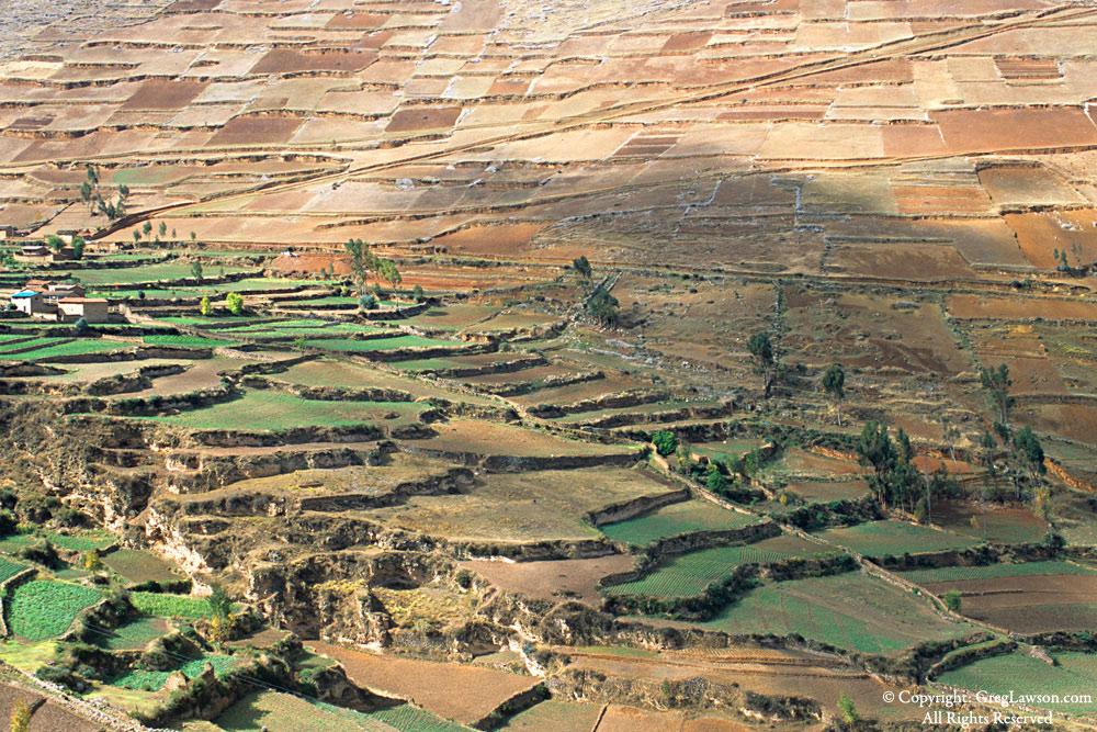 Peruvian Highlands, South America, Greg Lawson Photo Galleries