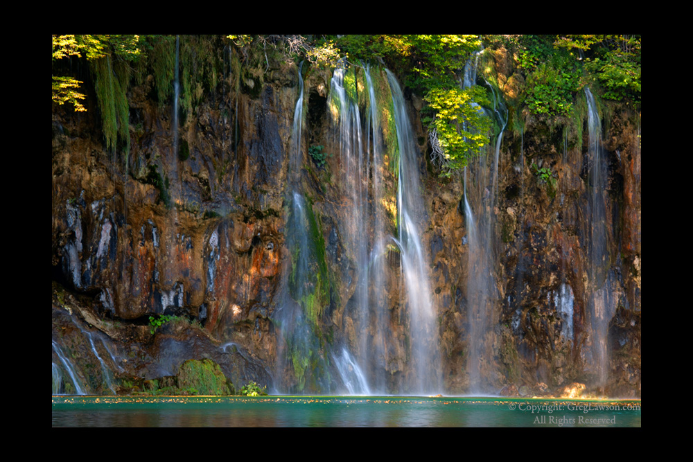 Croatia imagery at Greg Lawson Galleries Passion for Place Sedona art gallery