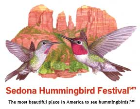 2014 Sedona Hummingbird Festival, August 1-3