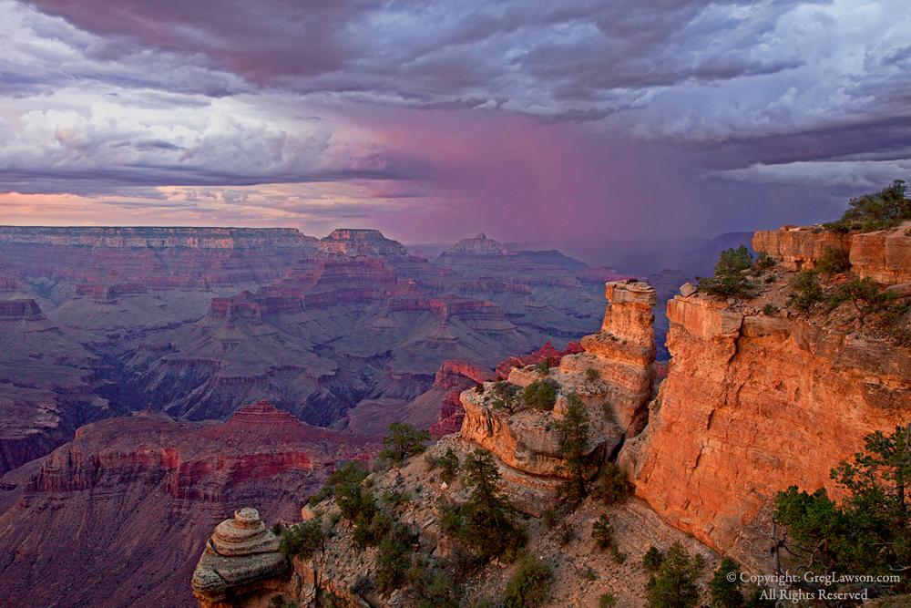 Monsoon season returns to Arizona.