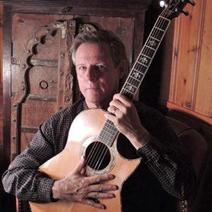 Rick Cyge, figerstyle guitarist