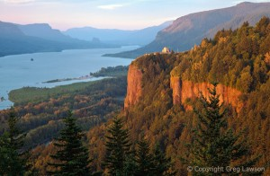 Columbia River Vista