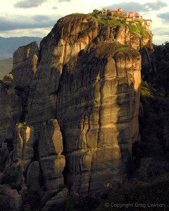 Meteora's Middle of the Sky