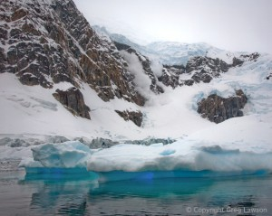 Antarctic Avalanche