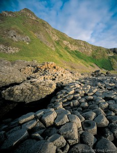 Giant's Causeway of County Antrim
