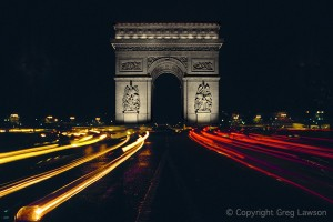Paris After Dark